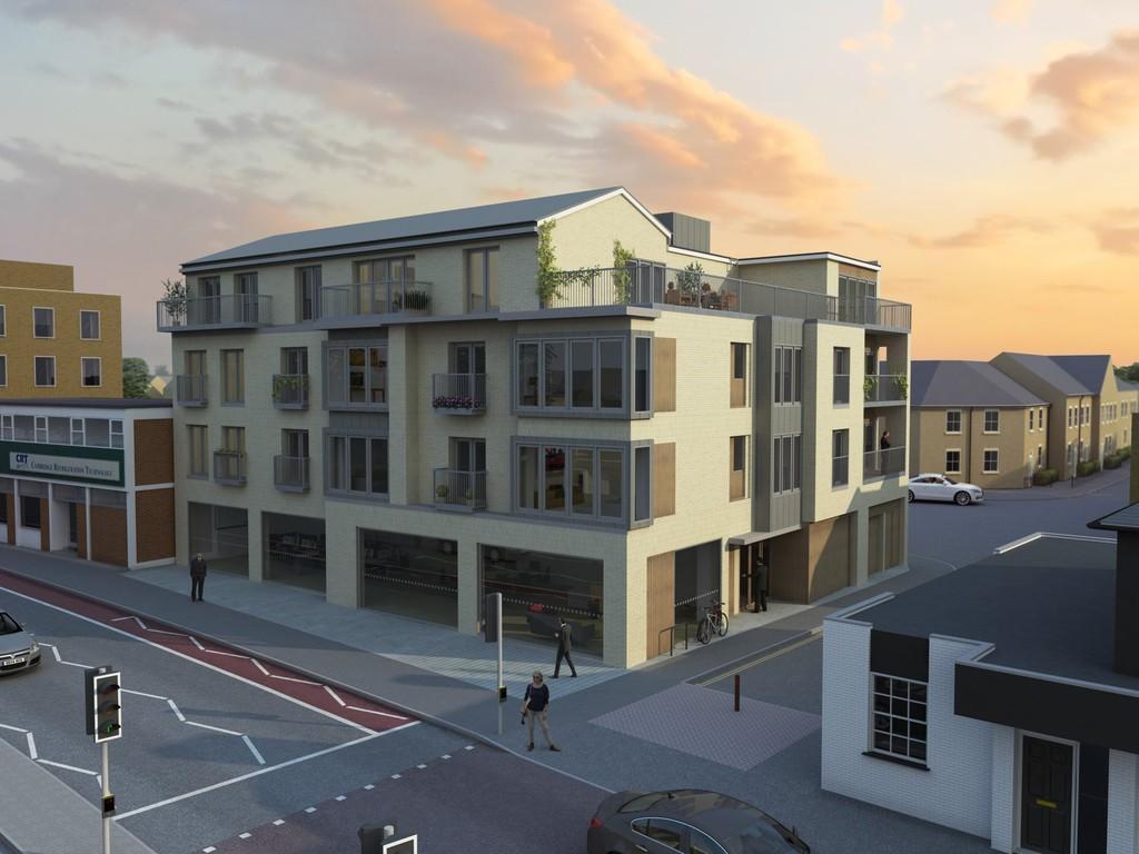 2 Bedroom Apartment For Sale In Newmarket Road Cambridge Cb5 Cb5