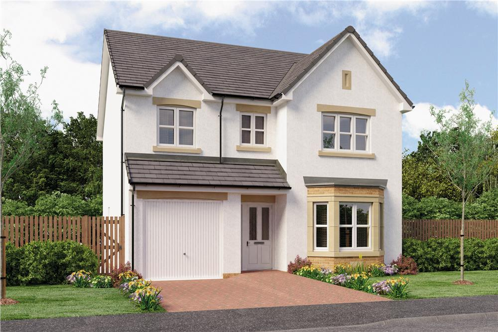 4 bedroom detached house for sale in off raeswood drive