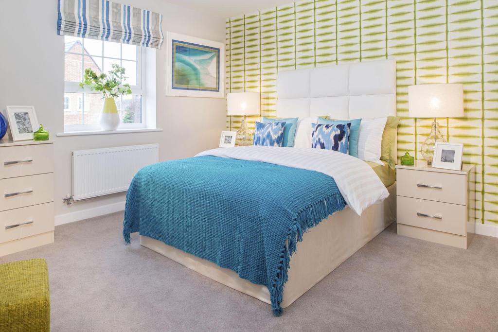 Milford bedroom