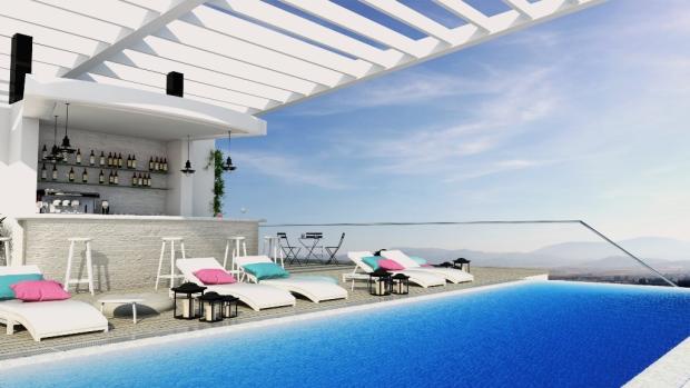 Roof pool image