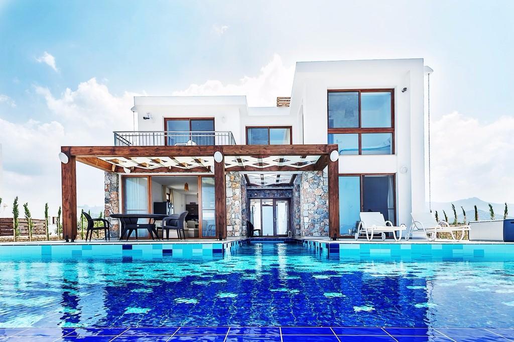 Detached Villa for sale in Bahçeli, Girne