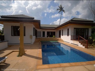 7 bedroom Detached house in Koh Samui