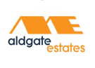 Aldgate Estates, London branch logo