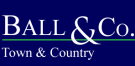 Peter Ball & Co, Tewkesbury Town & Country logo