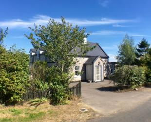 Detached home in Oilgate, Wexford