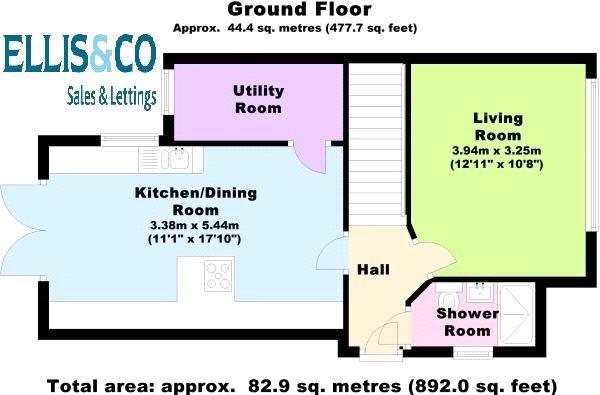 Floorplan G/Floor