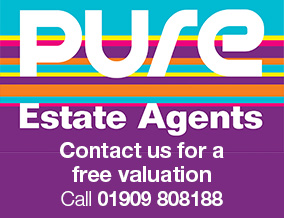 Get brand editions for Pure Estate Agents, Worksop,