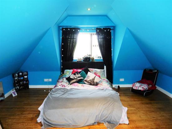 Bedroom Four Attic B
