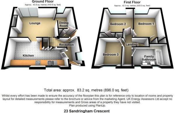 23 sandringham floor