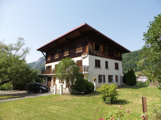 Chalet and Grounds
