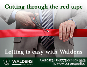 Get brand editions for Waldens Property Lettings, Kempston