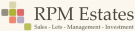 RPM Estates LTD, Maentwrog branch logo