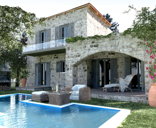 new development for sale in Crete, Chania, Xirosterni