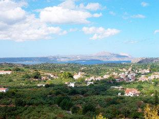 Plot in Crete, Chania, Xirosterni