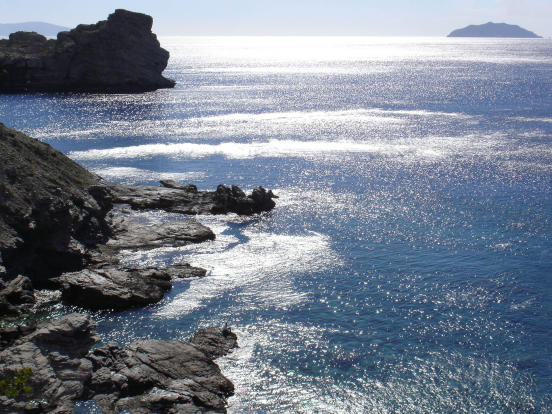 View to Libyan Sea