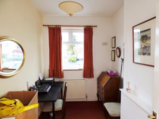 tv room / bedroom