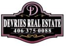 DeVries Real Estate, Hamilton MT logo