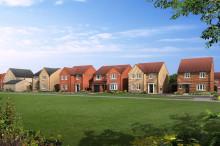 Linden Homes North, Bradley Meadow