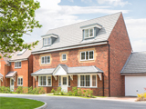 Barratt Homes, Woodhouse Park