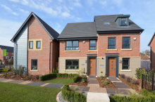 Barratt Homes, Woodhouse Park