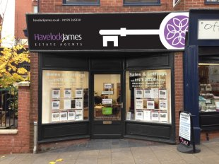 Havelock James, Wrexhambranch details