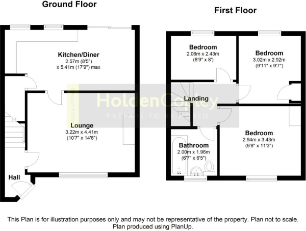 Floor Plan Andover R