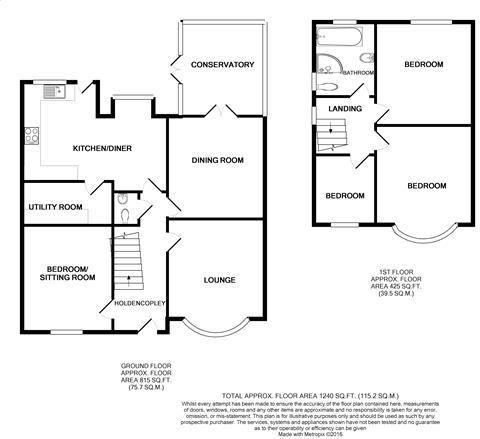 floorplan cragdale R