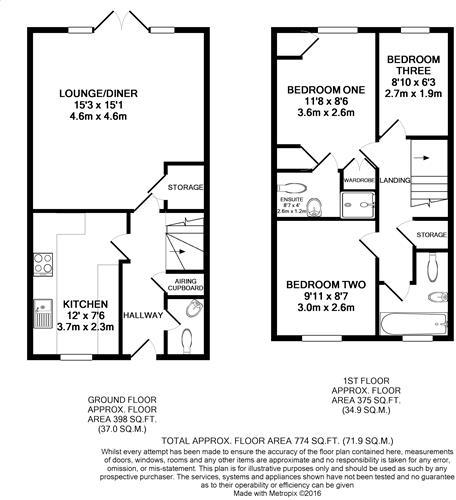 floorplan breconshir