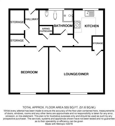 floorplan beckhampto