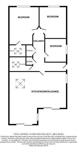 floorplan Plot 2 Moo