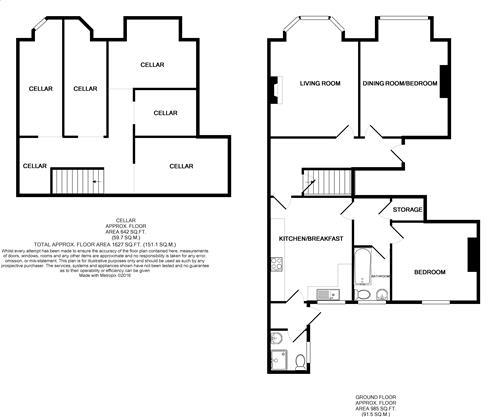 floorplan flat 1 29.