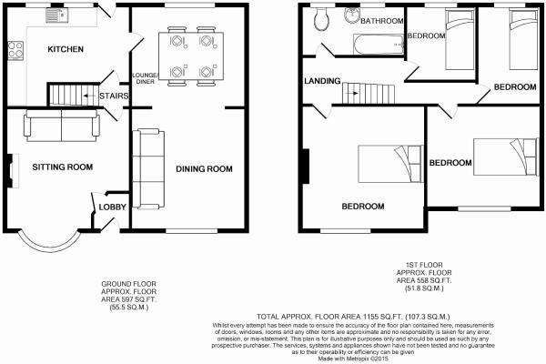 Floor Plan Pearson R