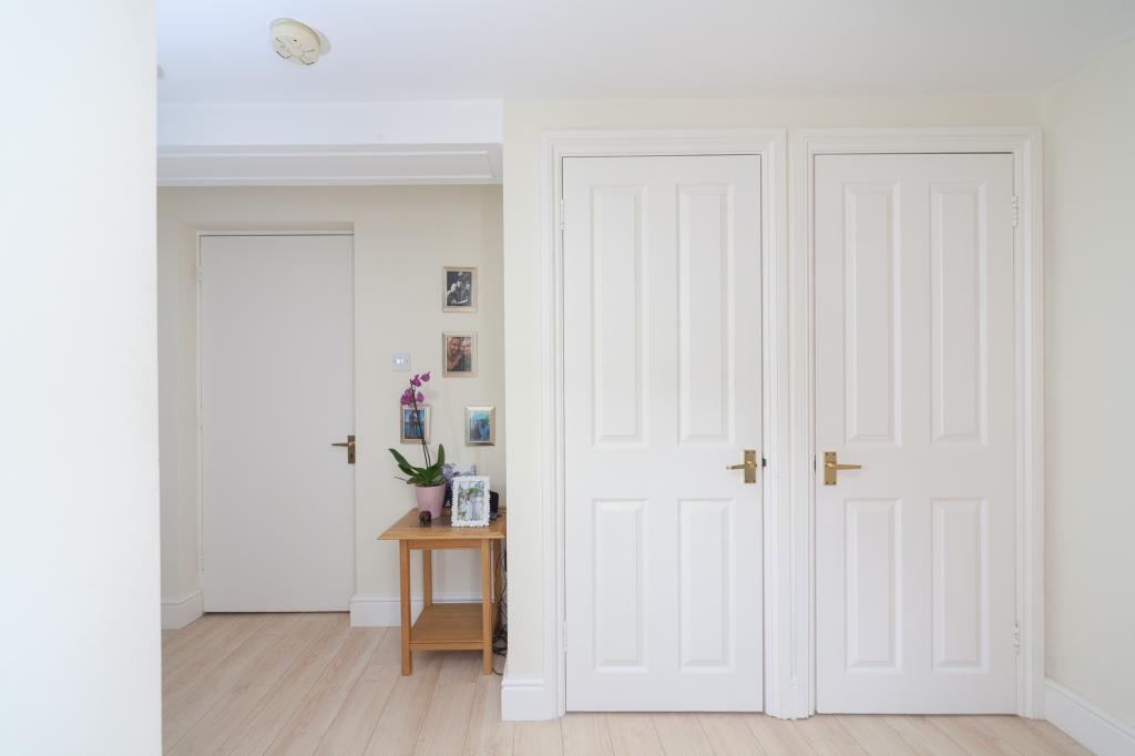 Hall With Cupboards
