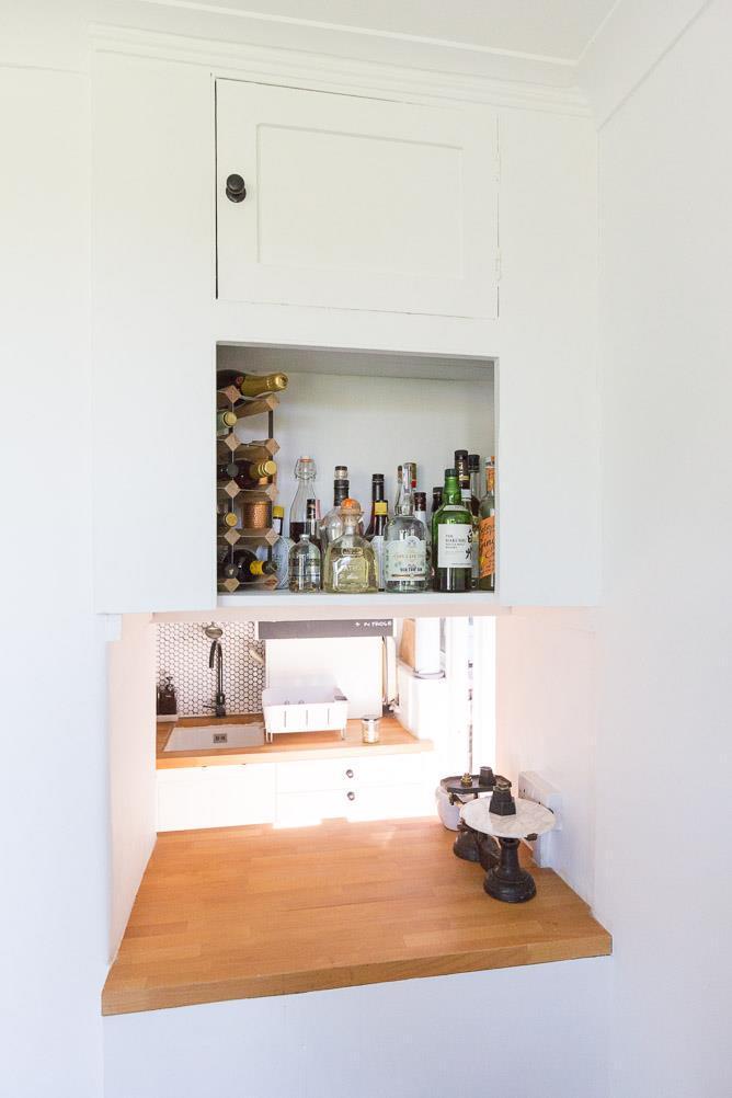 Bedroom/dinning room