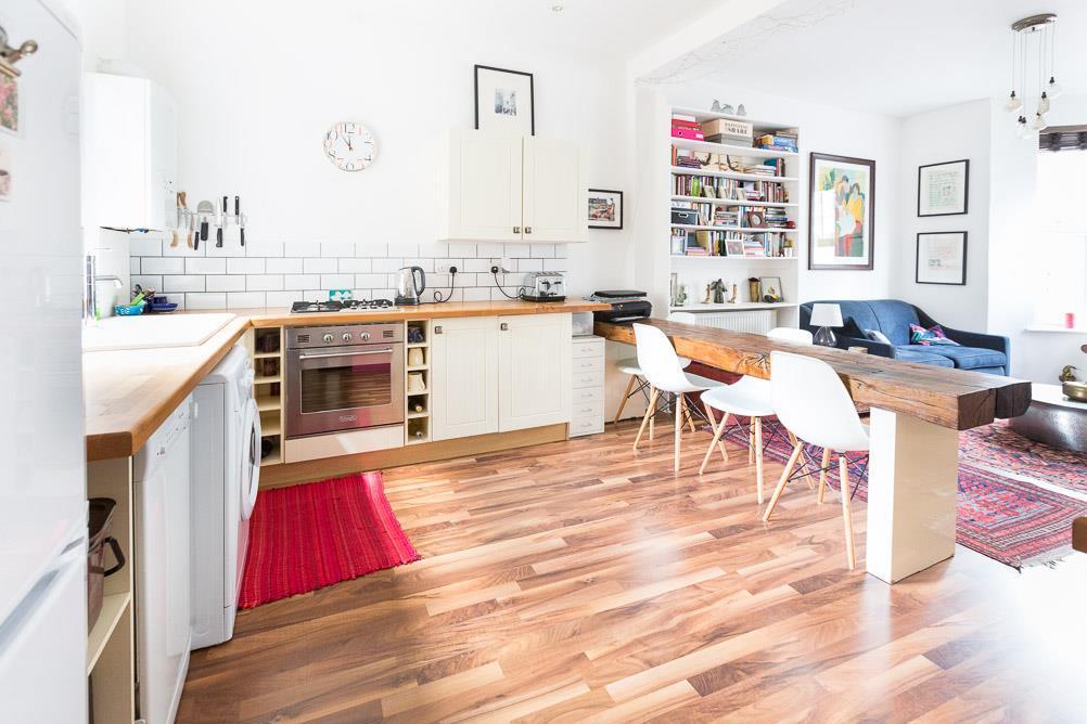 Open Plan Kitchen/Lo
