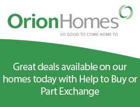 Get brand editions for Orion Homes, Leafield Gardens