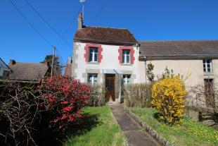 semi detached property for sale in Limousin, Creuse, Bonnat