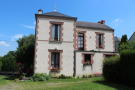 4 bedroom Village House in Limousin, Creuse...