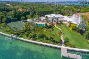 7 bed home for sale in Miami Beach, Florida, US