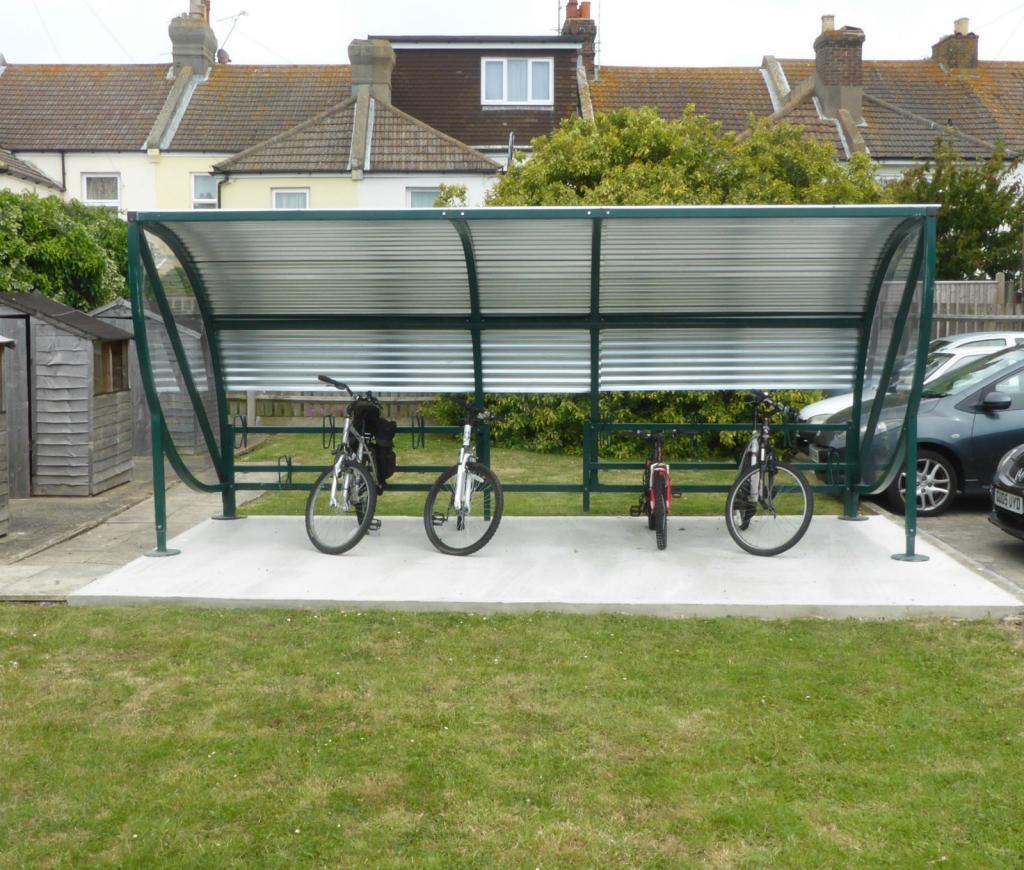 Cycle Storage