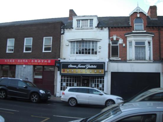 Commercial Property To Let Linthorpe Road Middlesbrough