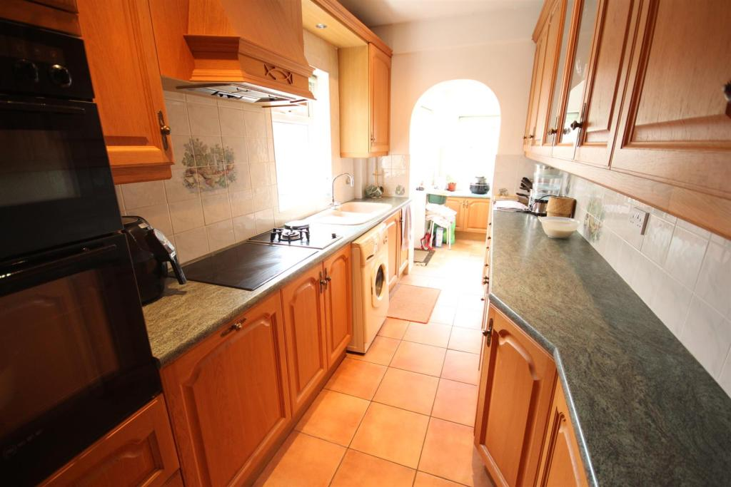 Extended Kitchen