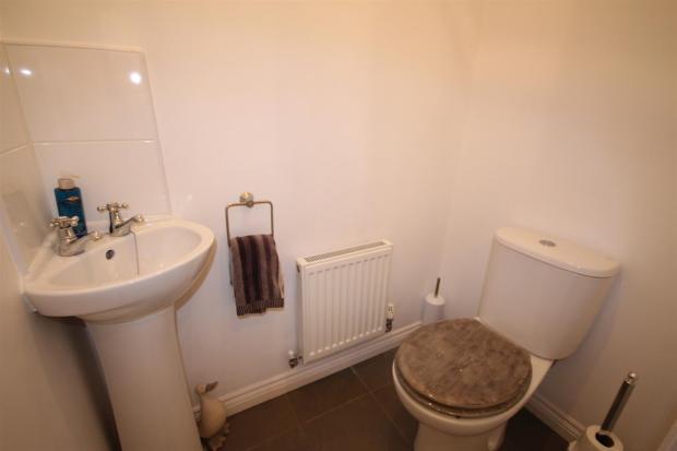 Guest Cloakroom