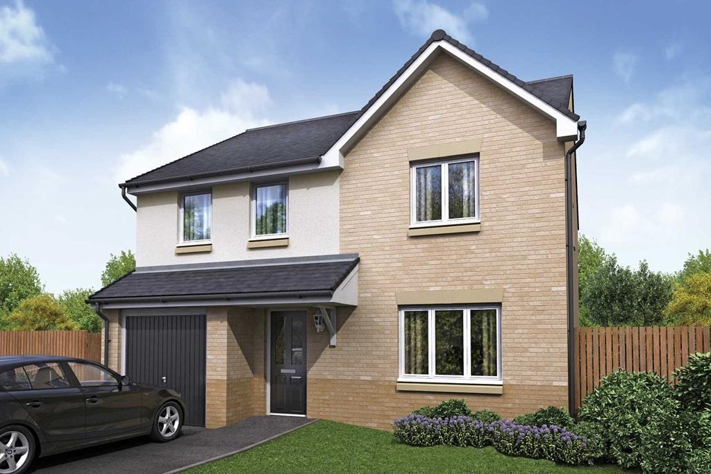 New Homes Kirkintilloch