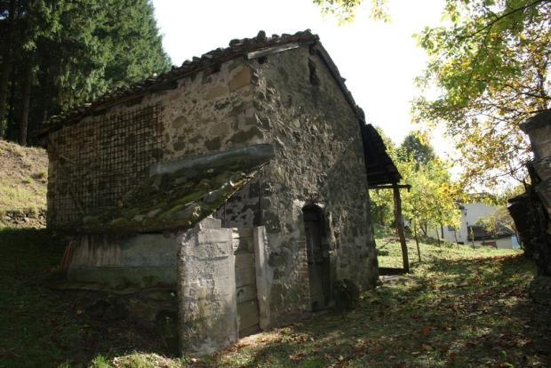 One barn