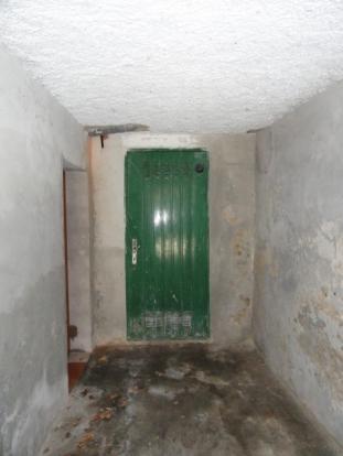 Second entrance