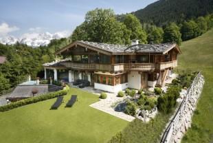 new development in Tyrol, Kitzb�hel...