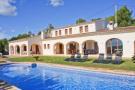 7 bedroom Villa in Moraira, Valencia