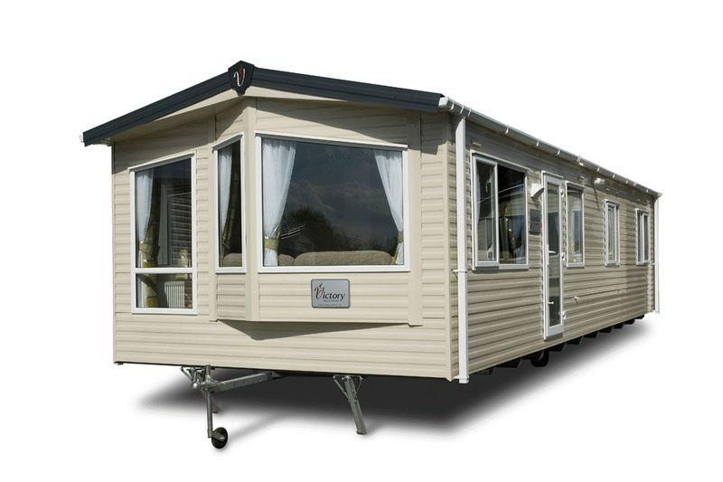 Amazing Caravan Park Low Bollihope Frosterley DL13 2 Bedroom Lodge For Sale