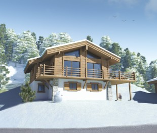 Off-Plan in Valais, La Tzoumaz for sale